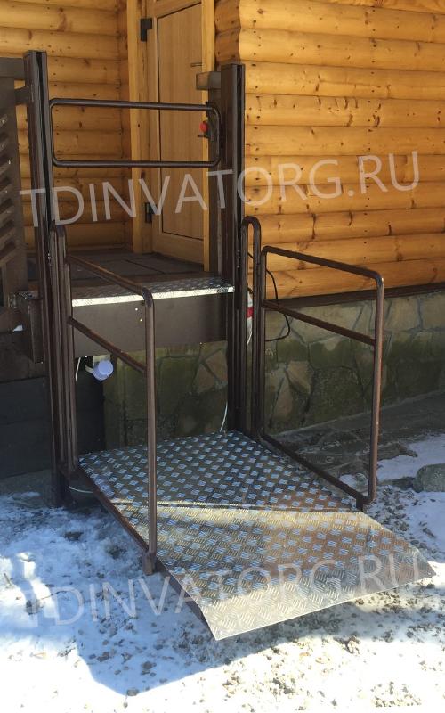 Подъемник для инвалидов ПВИТ 2000Т-3 ТДИнваторг Купить